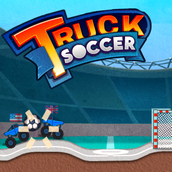 Игра Футбол грузовиками