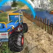 Игра Симулятор водителя бигфута