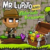 Игра Мистер Лупато и Сокровища Эльдорадо