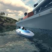 Игра Управление судном