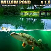 Игра Рыбалка в ивовом пруду