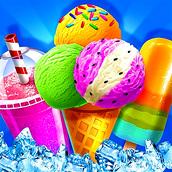 Игра Декорирование мороженного