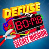 Игра Обезвредь Бомбу — Секретная Миссия