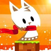 Игра Приключения котёнка
