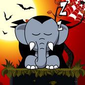 Игра Разбуди слоника
