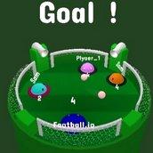 Игра Футбол Ио
