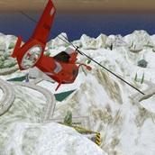 Игра Спасатели на вертолёте