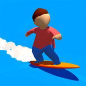Игра Трюки на сёрфинге Ио
