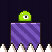 Игра Пиксельная слизь
