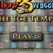 Игра Огонь и Вода 3 в Ледяном Храме