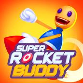 Игра Супер ракетный чувак