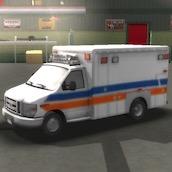 Игра Симулятор водителя скорой помощи