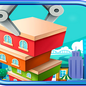 Игра Постройка башни