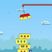 Игра Постройка городских зданий