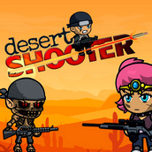 Игра Пустынный стрелок