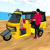 Игра Симулятор рикши 2020