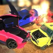 Игра Разбей их машины!