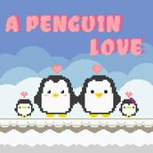 Игра Любовь пингвина