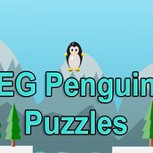 Игра Загадки пингвина