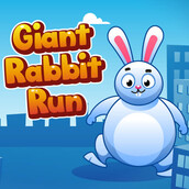 Игра Бег кролика-великана