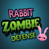 Игра Кролик: Защита от зомби