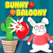 Игра Кролик Балуни