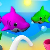 Игра Маленькая акула Ио