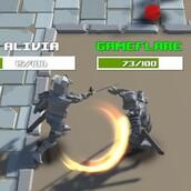 Игра Арена рыцарей Ио