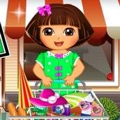 Игра Даша путешественница собирается на пикник