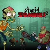 Игра Тупые зомбяки 2