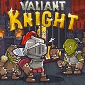 Игра Доблестный рыцарь: Спасти принцессу