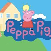Игра Новый дом свинки Пеппа