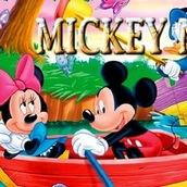 Игра Ищем буквы с Микки Маусом