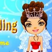 Игра Одевалка Барби на свадьбу