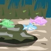 Игра Приключения акулы