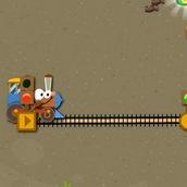 Игра Веселый поезд