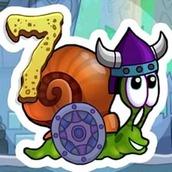 Игра Улитка Боб 7
