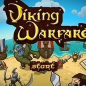 Игра Войнушка с викингами