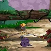 Игра Супер драка 2 с ниндзя
