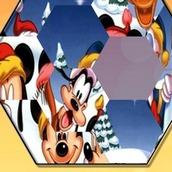 Игра Головоломка с Микки Маусом