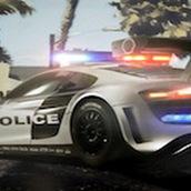 Игра Парковка полицейских