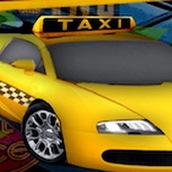 Игра Разрушаемое такси