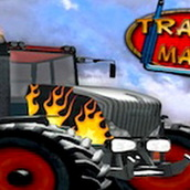 Игра Трактор с грузом