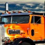 Игра Крутой грузовик