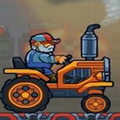 Игра Скоростной трактор