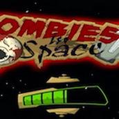 Игра Война с зомби в космосе