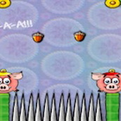 Игра Счастливые свинки