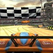 Игра Крутые 3д гонки