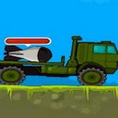 Игра Везем ракету на КАМАЗе