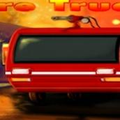 Игра Гонка на пожарной